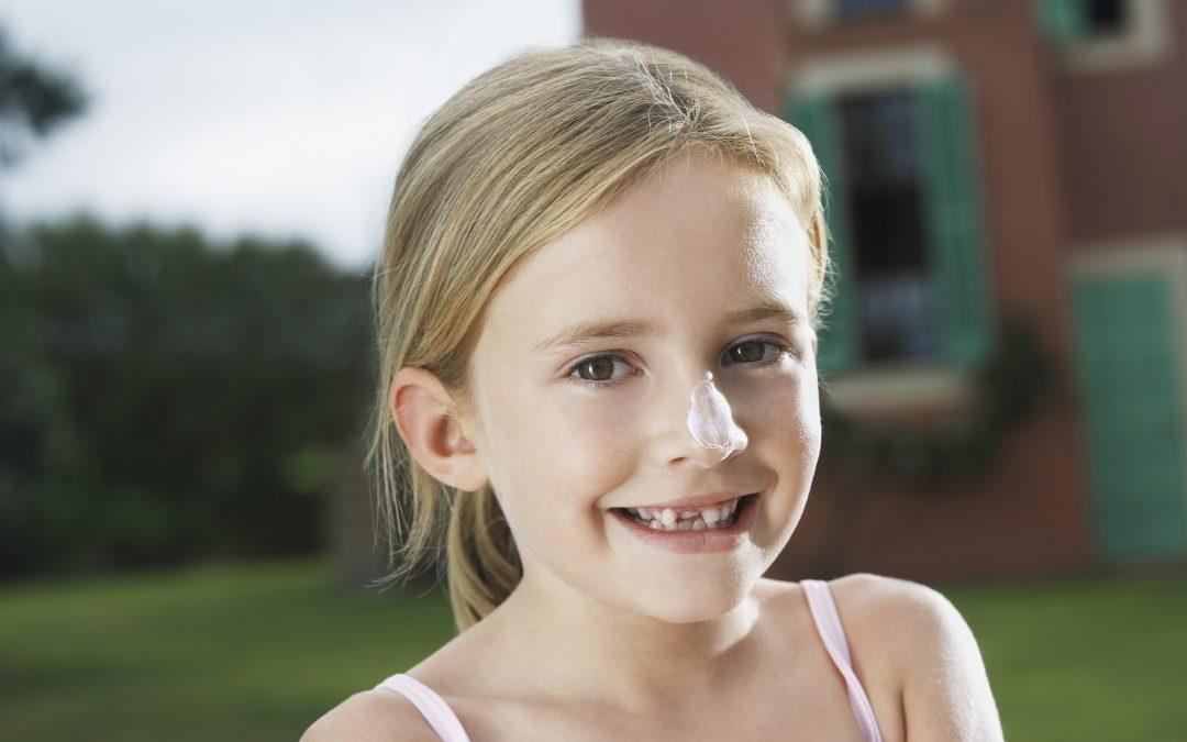 Breastfeeding, Speech Development & Teeth Gaps